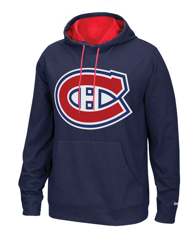 REEBOK MONTREAL CANADIENS 2016 PLAYBOOK SR HOODY