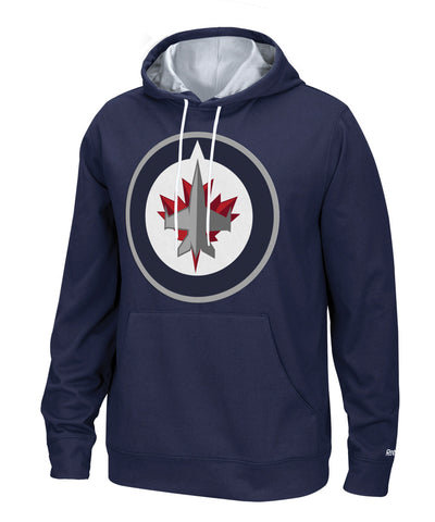 REEBOK WINNIPEG JETS 2016 PLAYBOOK SR HOODY