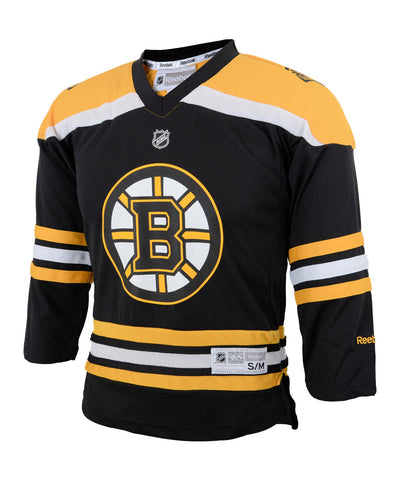 REEBOK BOSTON BRUINS INFANT REPLICA HOME JERSEY