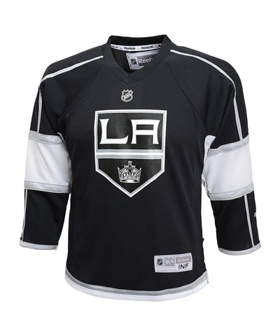 REEBOK LOS ANGELES KINGS INFANT REPLICA HOME JERSEY