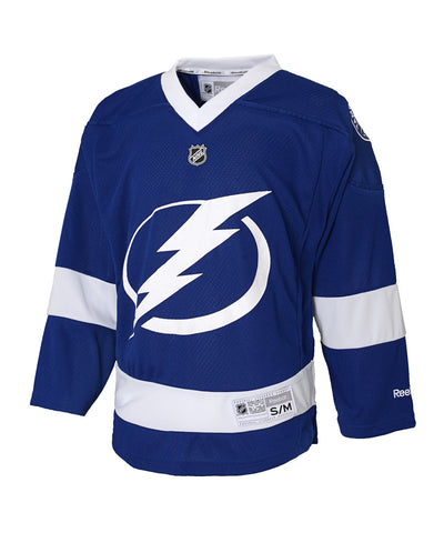 REEBOK TAMPA BAY LIGHTNING TODDLER REPLICA HOME JERSEY
