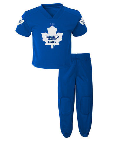 REEBOK TORONTO MAPLE LEAFS INFANT FIELD GOAL PANT SET