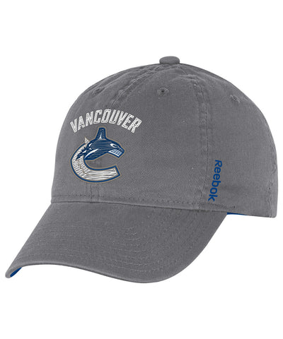 REEBOK VANCOUVER CANUCKS 2ND SEASON STR FLEX JR CAP