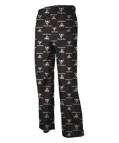 REEBOK PITTSBURGH PENGUINS TODDLER TEAM PRINT PANTS