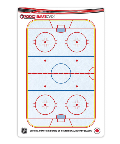 FOX40 SMARTCOACH PRO POCKET BOARD 4' X 6'