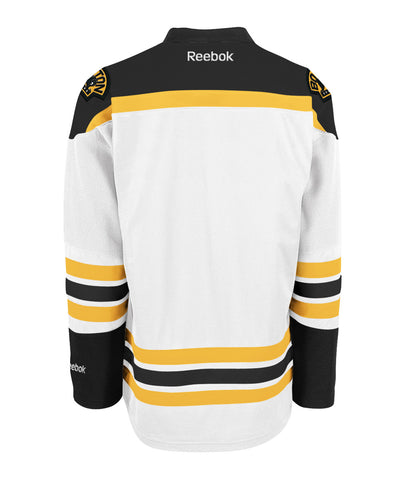 REEBOK BOSTON BRUINS SR AWAY JERSEY