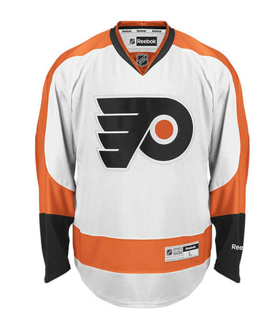 REEBOK PHILADELPHIA FLYERS SR AWAY JERSEY
