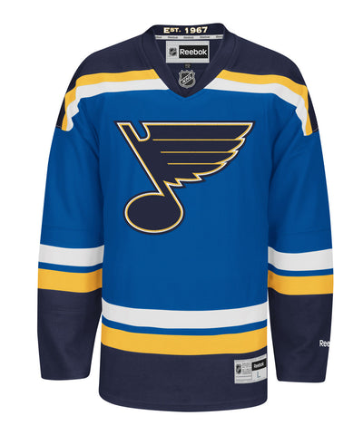 REEBOK ST.LOUIS BLUES SR HOME JERSEY