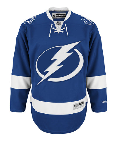 REEBOK TAMPA BAY LIGHTNING MEN'S HOME JERSEY