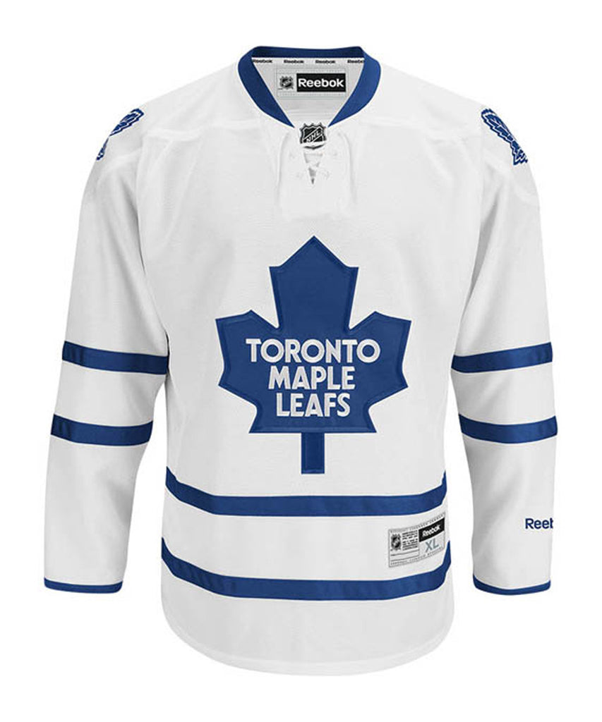 info for b75a7 4db8b REEBOK TORONTO MAPLE LEAFS WOMEN'S AWAY JERSEY