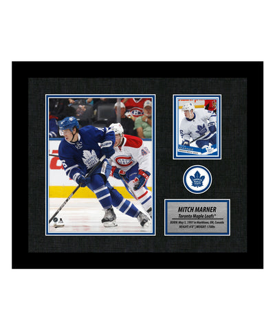 FRAMEWORTH TORONTO MAPLE LEAFS MARNER FRAMED PHOTOCARD