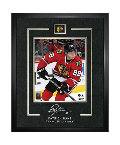 FRAMEWORTH CHICAGO BLACKHAWKS KANE FRAMED 16X20