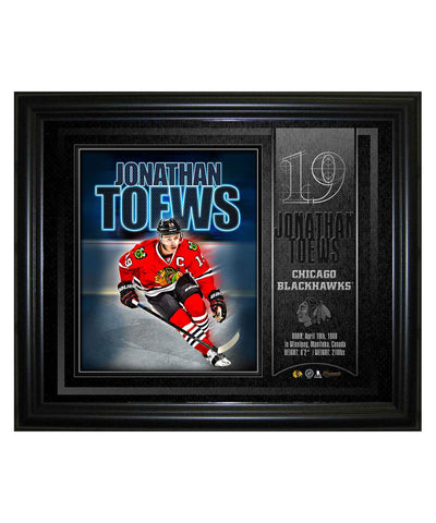 FRAMEWORTH CHICAGO BLACKHAWKS TOEWS SPOTLIGHT COLLAGE
