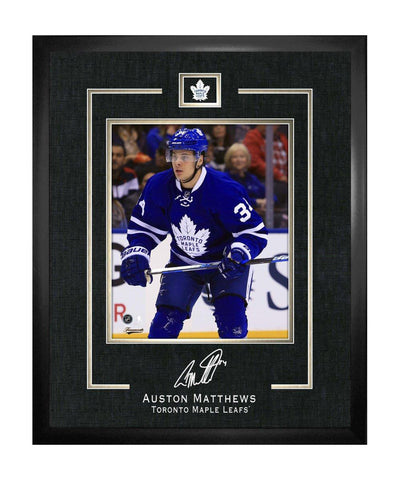 FRAMEWORTH TORONTO MAPLE LEAFS MATTHEWS FRAMED 16X20 VIRTUAL