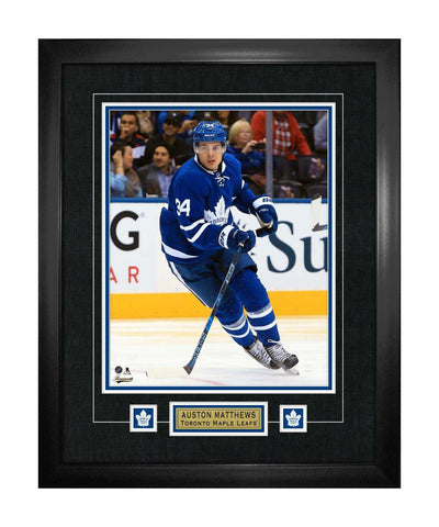 FRAMEWORTH TORONTO MAPLE LEAFS MATTHEWS FRAMED 22X28