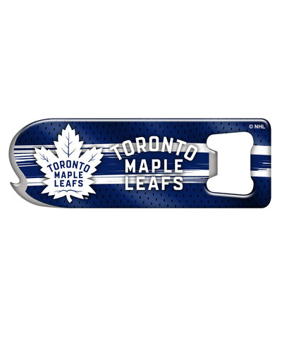 TORONTO MAPLE LEAFS 2 IN 1 BOTTLE OPENER
