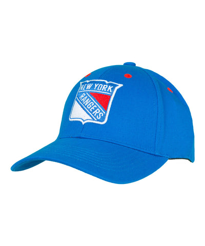 OLD TIME HOCKEY NEW YORK RANGERS LOGOFIT SR CAP