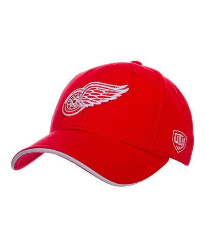 OLD TIME HOCKEY DETROIT RED WINGS RAISED REPLICA JR CAP