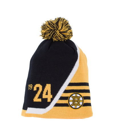 OLD TIME HOCKEY BOSTON BRUINS BUCK JR TOQUE