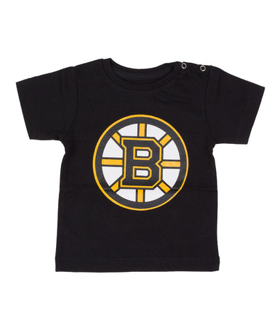 OLD TIME HOCKEY BOSTON BRUINS L'IL BIG TODDLER T-SHIRT