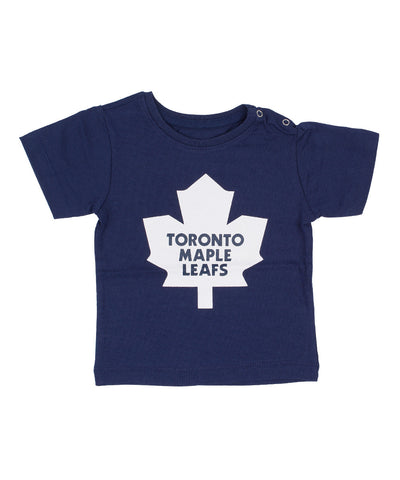 OLD TIME HOCKEY TORONTO MAPLE LEAFS L'IL BIG TODDLER T-SHIRT