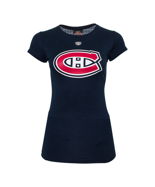 OLD TIME HOCKEY MONTREAL CANADIENS BIGGIE WOMEN'S T-SHIRT