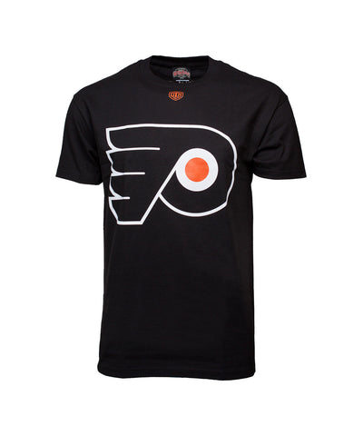 OLD TIME HOCKEY PHILADELPHIA FLYERS ONSIDE JR T-SHIRT