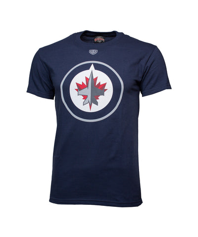 OLD TIME HOCKEY WINNIPEG JETS ONSIDE JR T-SHIRT