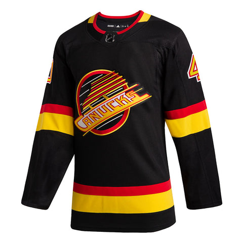 ADIDAS AUTHENTIC PRO VANCOUVER CANUCKS ELIAS PETTERSSON HERITAGE JERSEY