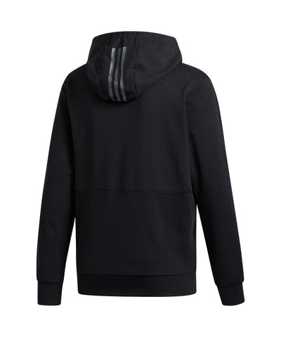 ADIDAS MEN'S GAME & GO HOODIE - BLACK