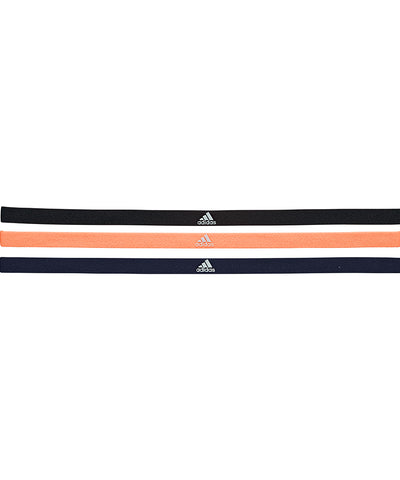 ADIDAS MEN'S HAIRBANDS - 3 PACK