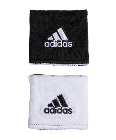 ADIDAS MEN'S INTERVAL REVERSIBLE WRISTBAND
