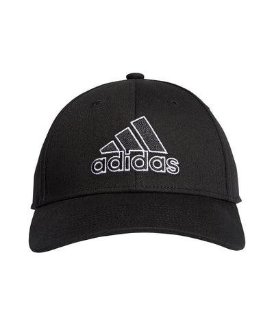 ADIDAS MEN'S MENS PRODUCER STRETCH FIT HAT - BLACK