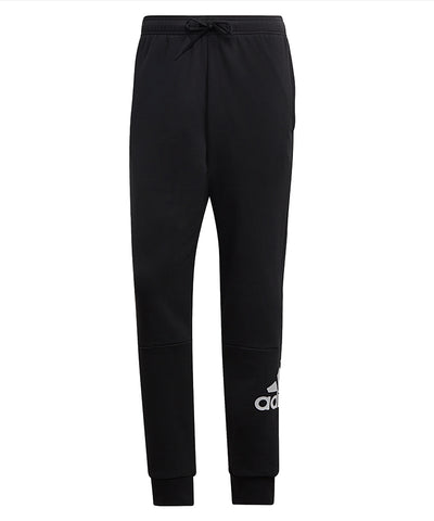 ADIDAS MEN'S MUST HAVES BADGE OF SPORT PANTS  - BLACK/WHITE