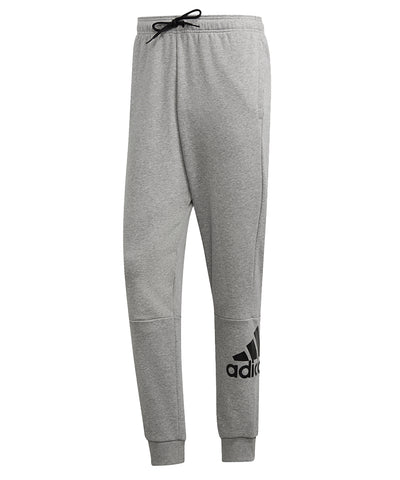 ADIDAS MEN'S MUST HAVES BADGE OF SPORT PANTS  - GREY/BLACK