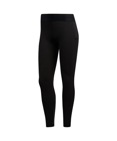 ADIDAS WOMEN'S ASK SP 7/8 TIGHTS - BLACK