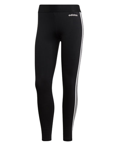 ADIDAS WOMEN'S  E 3S TIGHTS - BLACK