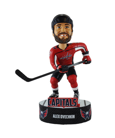 ALEX OVECHKIN WASHINGTON CAPITALS FOCO ACTION BOBBLE HEAD