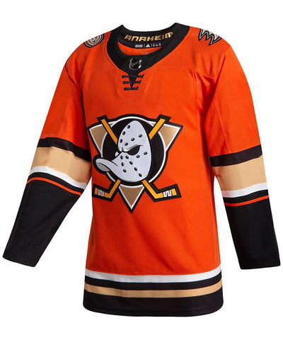 ADIDAS AUTHENTIC PRO ANAHEIM DUCKS THIRD JERSEY