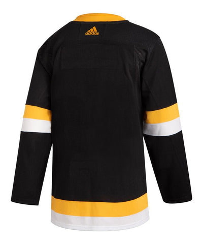ADIDAS AUTHENTIC PRO BOSTON BRUINS THIRD JERSEY