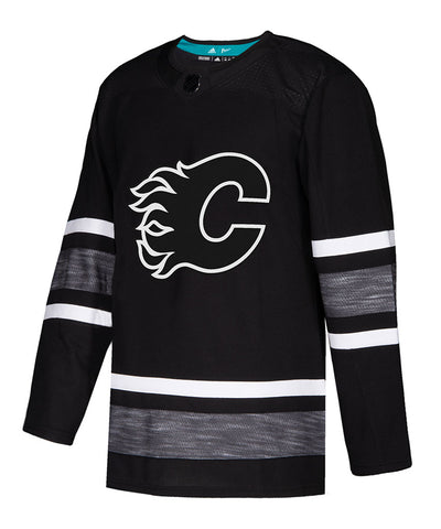 ADIDAS AUTHENTIC PRO CALGARY FLAMES 2019 NHL ALL-STAR PARLEY JERSEY - BLACK