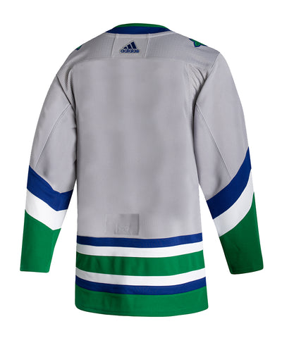 ADIDAS AUTHENTIC PRO CAROLINA HURRICANES REVERSE RETRO JERSEY