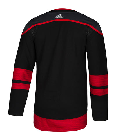 ADIDAS AUTHENTIC PRO CAROLINA HURRICANES THIRD JERSEY