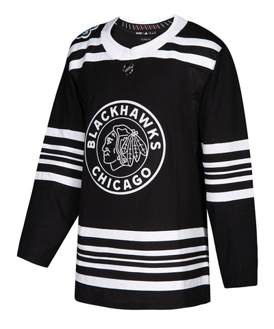 0f3a69c43 ADIDAS AUTHENTIC PRO CHICAGO BLACKHAWKS 2019 WINTER CLASSIC JERSEY ...