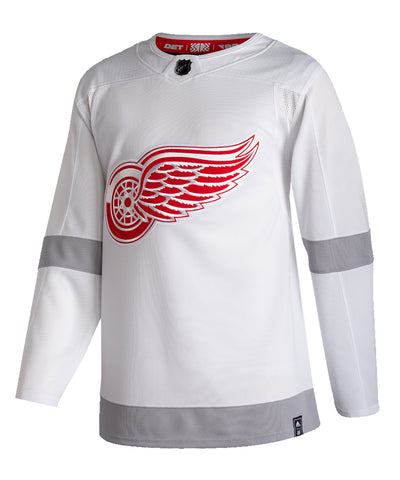 ADIDAS AUTHENTIC PRO DETROIT RED WINGS REVERSE RETRO JERSEY