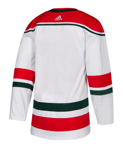 ADIDAS AUTHENTIC PRO NEW JERSEY DEVILS THIRD JERSEY