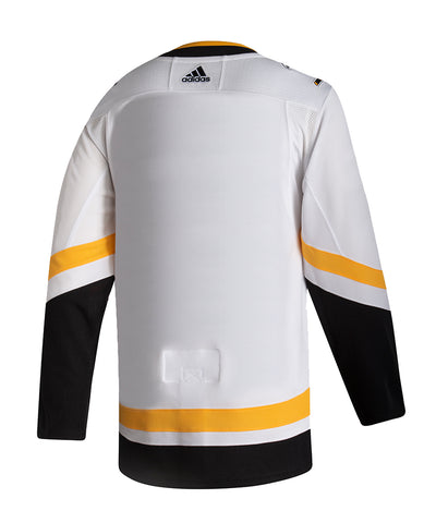 ADIDAS AUTHENTIC PRO PITTSBURGH PENGUINS REVERSE RETRO JERSEY