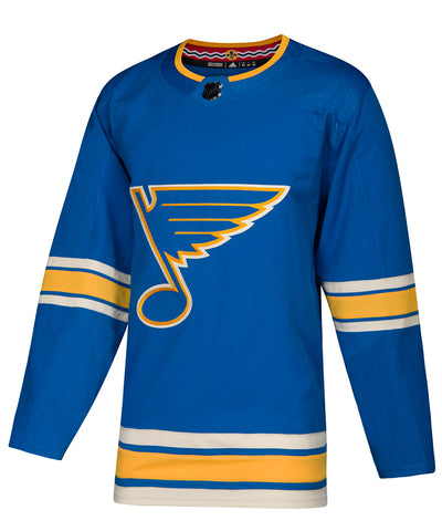 18aed84ee ADIDAS AUTHENTIC PRO ST. LOUIS BLUES THIRD JERSEY ...
