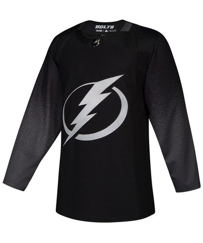 ADIDAS AUTHENTIC PRO TAMPA BAY LIGHTNING THIRD JERSEY