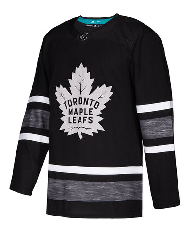 ADIDAS AUTHENTIC PRO TORONTO MAPLE LEAFS 2019 NHL ALL-STAR PARLEY JERSEY - BLACK